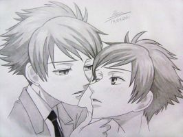Present~Ouran~ by lessa-ok