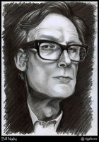 Bill Nighy by Norloth