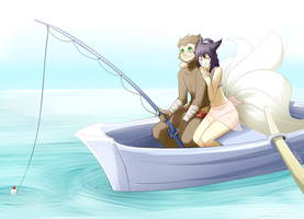Fishing by gaby14link