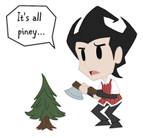 Piney by GunBlade-Trigger