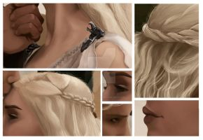 Details from GoT by balluxnicocelli