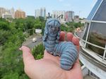 Caterpillar from Alice and Wonderland (mini) by Sukhanov