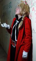 Cosplay - Edward Elric by YamiCecile