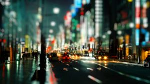 Tilt Shift Wallpaper 24 by leiyagami