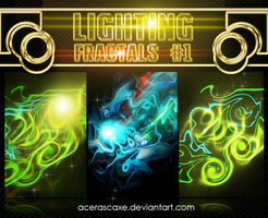 #1 Lighting Fractals by AceraScaxe