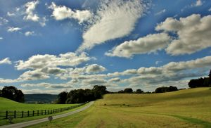 Dinefwr Sky by Eagle-Photography
