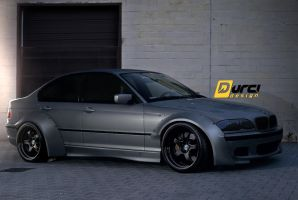BMW E46 drift - RocketBunny by DURCI02