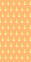 Free Flareon Custom Box BG by FuwaFuwaPuppy