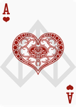 Ace of Heartpieces by Nelde