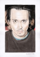 Johnny Depp - September 2003 by shaman-art