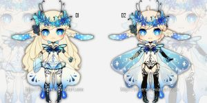 AUCTION: Fantasy Adoptable 06/07 [CLOSED] by irisieren