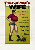 The Farmer's Wife by biggals