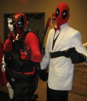 Fanfare Deadpools by BreezwayMan
