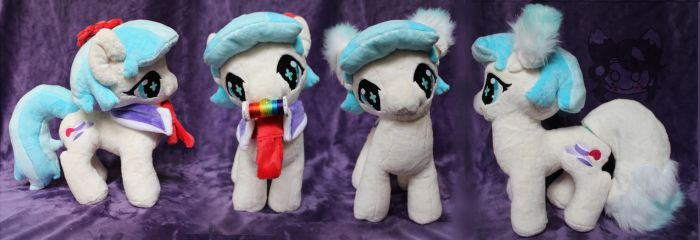 Gift: Kitsune Coco Pommel by Scarlet-Songstress