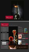 Wine Mock by princepal