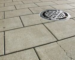 Manhole Cover by jdragz