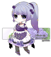 [CLOSED] Aricaffu 22 [Auction] by aririzia