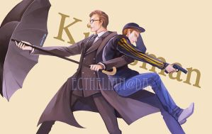 Kingsman by Ecthelian