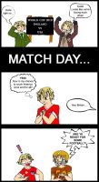 Hetalia World Cup UK VS USA by supernanny191