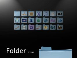 Folder icons by erosle