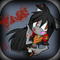 "Heavy Metal Vain ""Click Me"" by fansonic"
