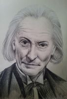 Dr. Who The first doctor by jezviking