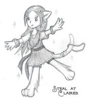 Steal comes to Claires by MalisVitterfolk