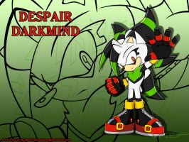 Despair Darkmind by Metal-CosxArt