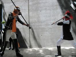 Lavi vs Lavi by TheSapphireDragon1