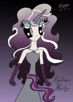 Human Nightmare Rarity by erisama