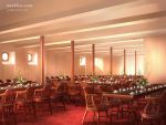 3rd Class Dining Saloon of Titanic by novtilus
