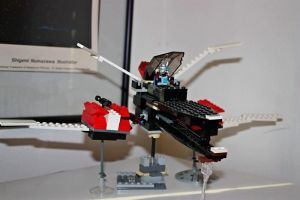 Lego Wolfen by Firestormxx