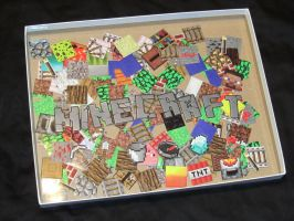 Minecraft Magnet Set: Magnets by NickDClements