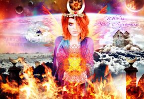 Rise of the Divine Mystics and High Priestesses by Missprecioussuicide