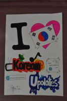 I Heart Korean Updates by GraPHriX