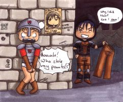 Masterthief steals your pants by CSupernova