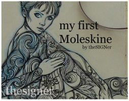 Rest in Peace Moleskine by theSIGNer
