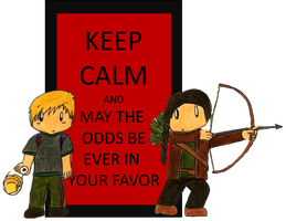May The Odds Be Ever In Your Favor by GoldenPhoenix75