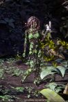 Dryad and squirrel by Lynxander