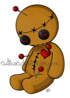 Voodoo Doll by 6Aika6