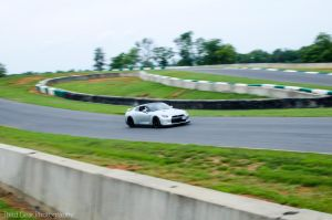 GT-R at Summit Point Track by ThirdGearPhotography