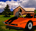 A Ride With Vanessa 3 by Leon5cottKennedy