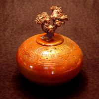 Reliquary for a Friend by rhodespottery