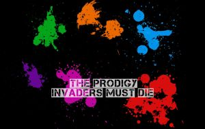 TheProdigy Colorful Widescreen by atoemg