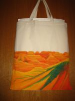 Grand Canyon on a small bag by beekay84