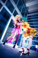 Sheryl Nome and Ranka Lee by Extreme2301