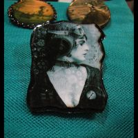 Steampunk Brooch 2 by asunder