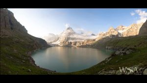 Chitta Katha Lake by ZaGHaMi
