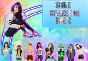 +Shine styles for png's by smilinginlife