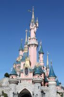 Disney Castle 2 by cianjg